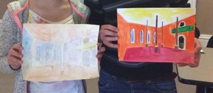 Family Art Encounters Open Studio